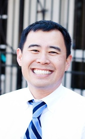 Portrait Style Photo of Dr. Ngo